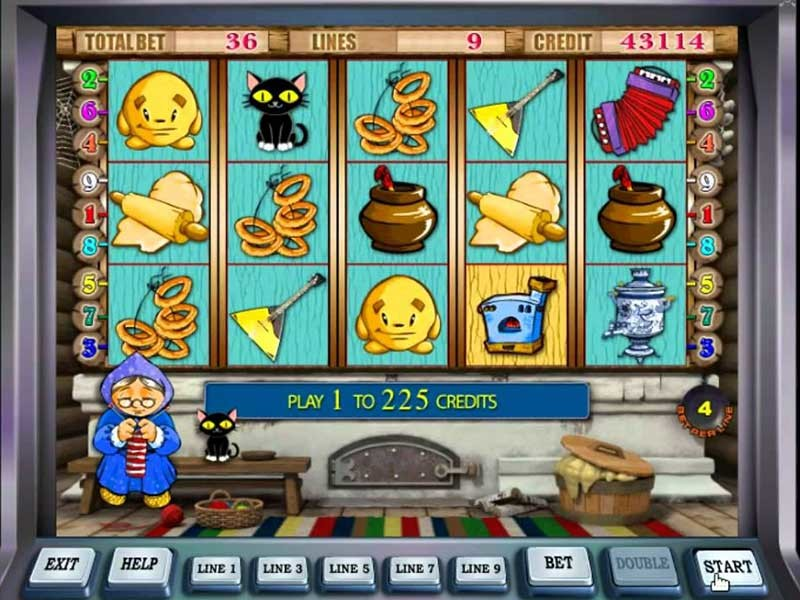Игровой автомат keks s club